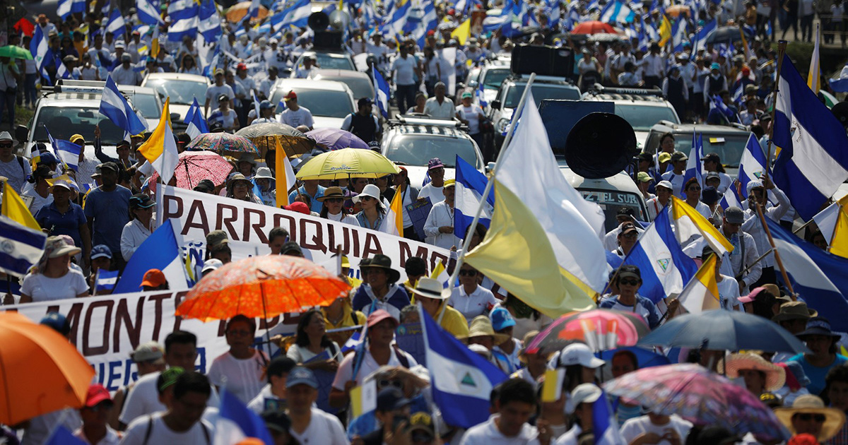 The International General Council of the SSVP Claims the National Dialogue and the Urgent Pacification in Nicaragua
