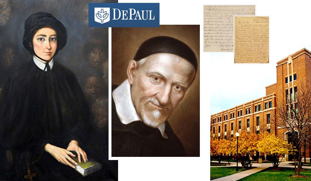 Vincentian Studies Institute Acquires Four Page Manuscript Seton Family Letter