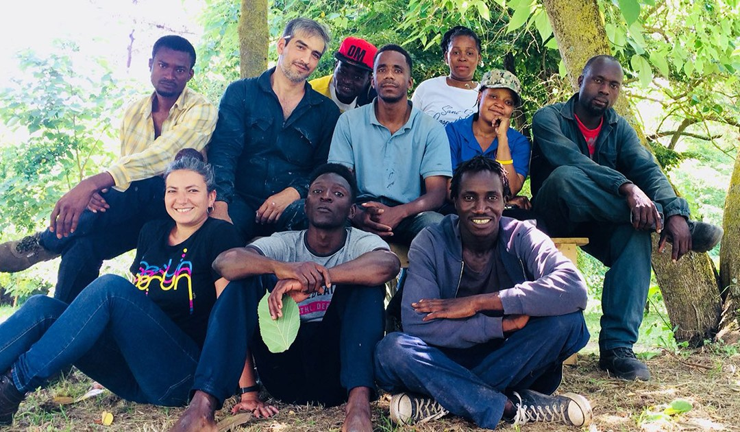 """""""Mediterránea"""": Systemic Change Project for the Social and Labor Integration of Political Refugees"""