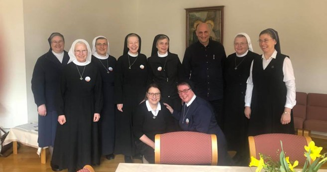The Vincentian Family in Europe, Report 1: The Austrian-German Region