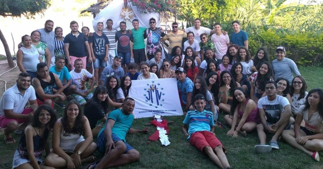 Seventh Marian Vincentian Camp is a Success in Seridó Potiguar (Brazil)