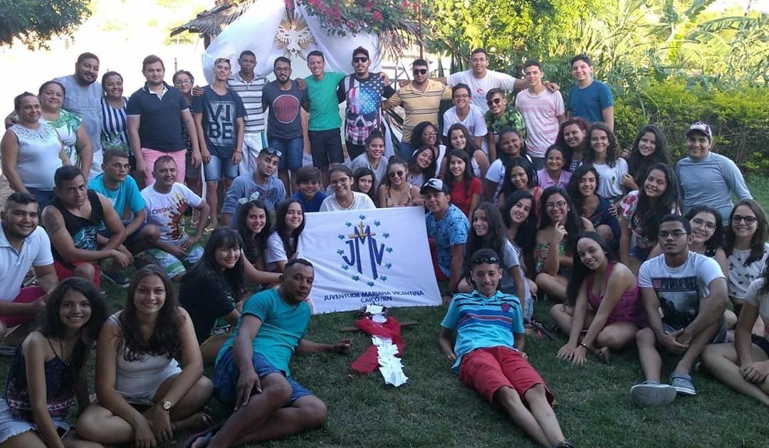 Seventh Marian Vincentian Camp is a Success in Seridó Potiguar (Brazil)