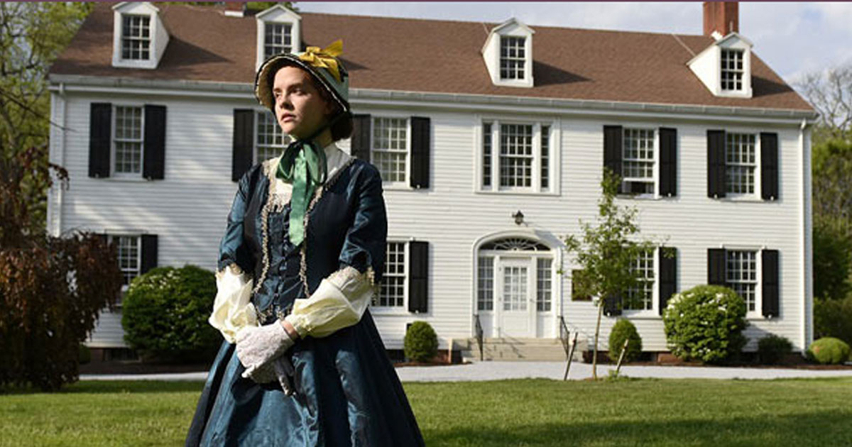 """Catherine Comes Home"" Living History Tour"