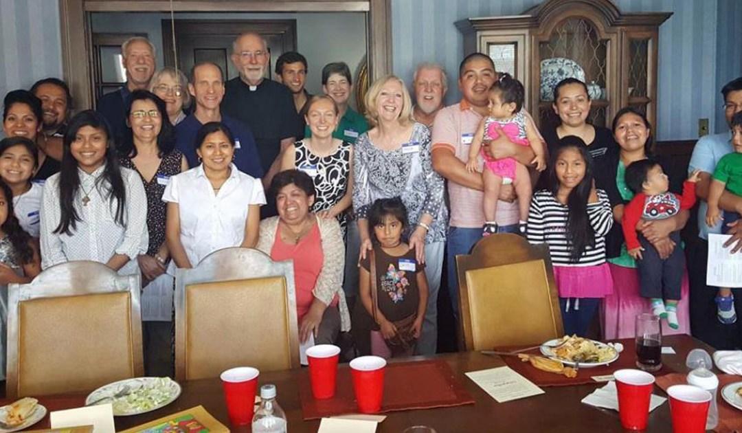 Parish Becomes Intercultural