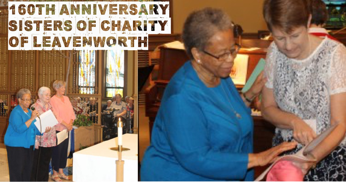 Traditions Fill SCL 160th Anniversary Observance - FAMVIN NewsEN