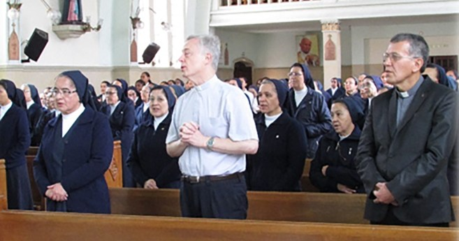 Visit of Father Tomaž Mavrič to Colombia