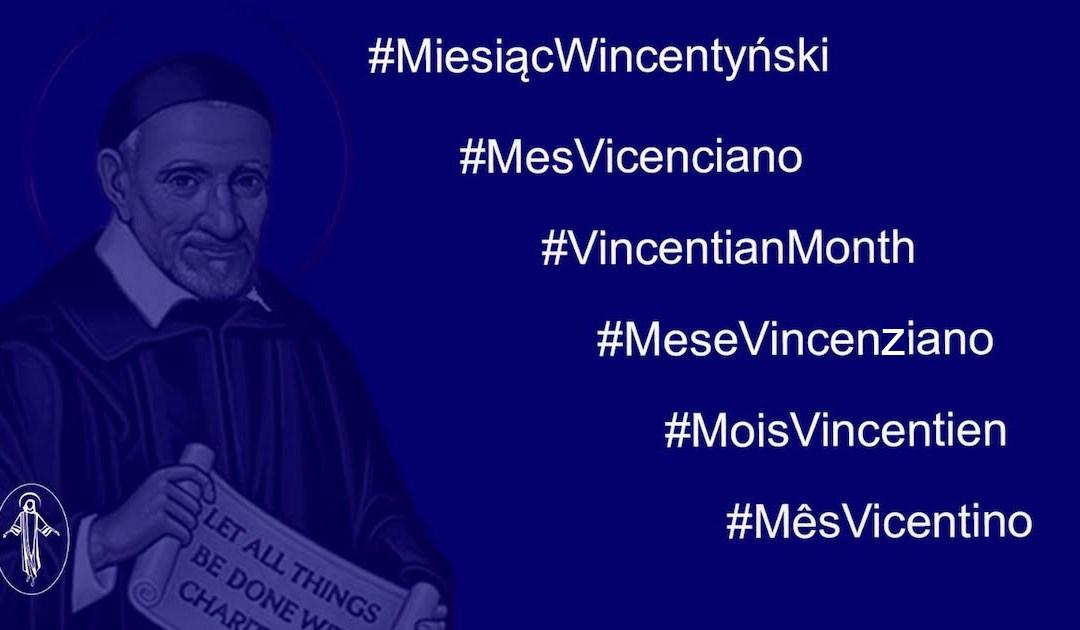 September, Vincentian Month