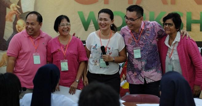 VFCAP and SC Seminar in Indonesia, Day 2