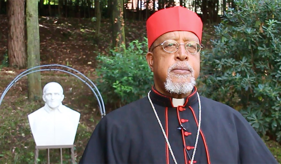 """""""Does Europe Still Have Christian Values in its Treatment of Migrants?"""" Asks an Ethiopian Cardinal at the Synod"""