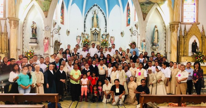 Meeting of the Vincentian Family in Guatemala