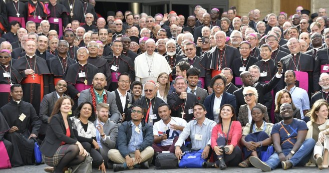 After Three and a Half Weeks, the Synod 2018 Ended