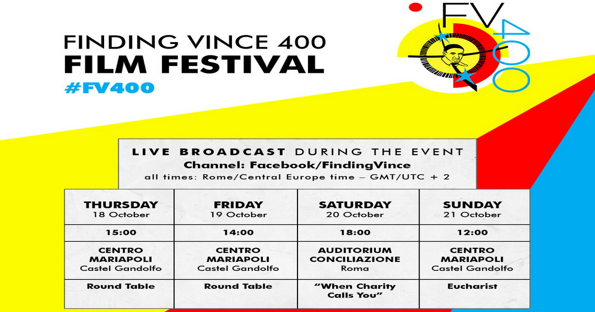 """Finding Vince 400"" Will Be Streamed on Facebook"