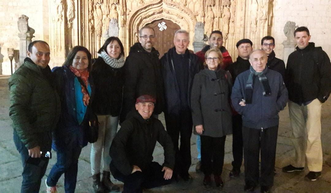 MISEVI International Meeting, October 31 to November 4, 2018, in Valladolid, Spain