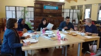 Meeting in Spain