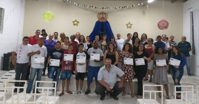 In Brazil, SSVP Social Projects Help Low-income People Gain Access to Technology