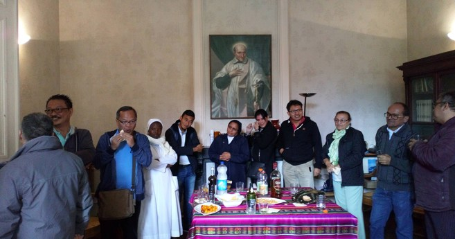 The Fourth CIF Meeting of the Vincentian Family will Convene August 2019