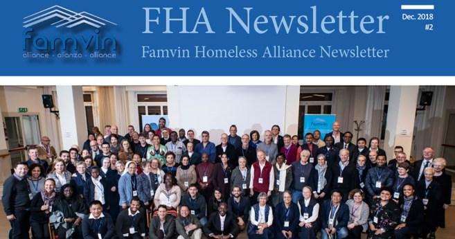 Famvin Homeless Alliance Newsletter #2