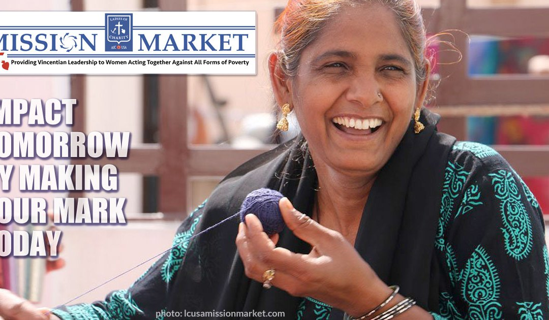 Ladies of Charity USA Mission MarketLaunches E-Commerce Website
