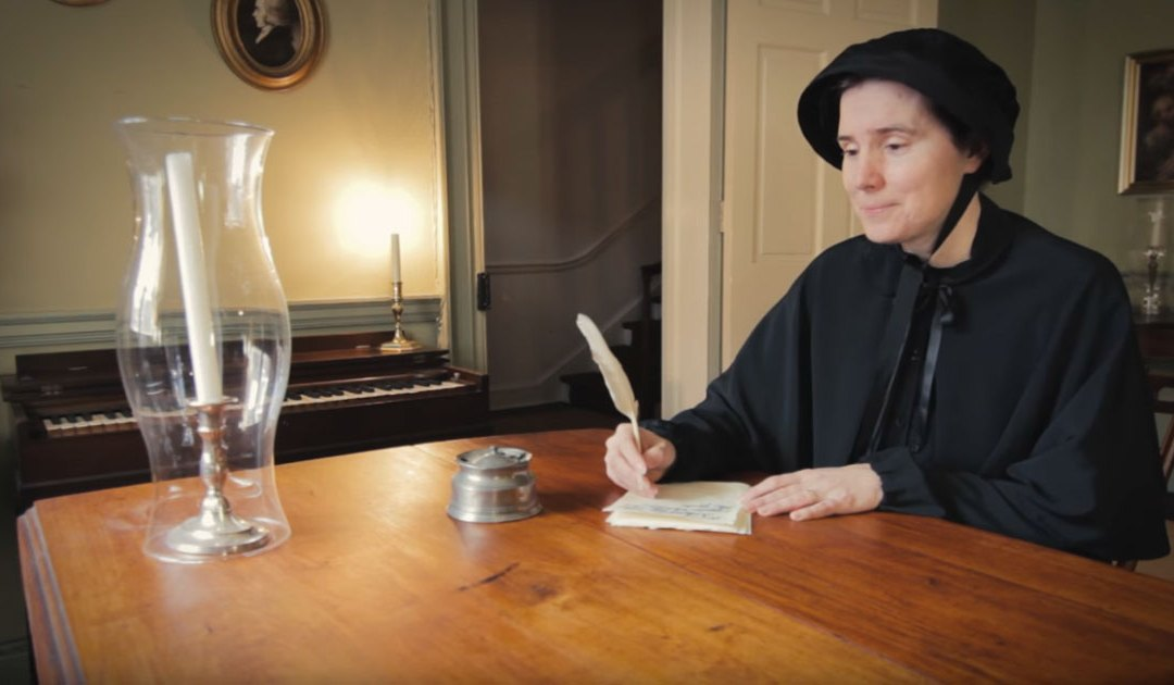 Video Series From the Diary of Mother Seton