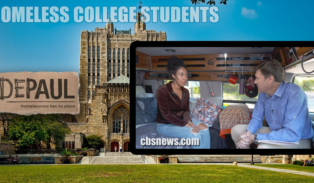 Depaul USA Program for Homeless College Students