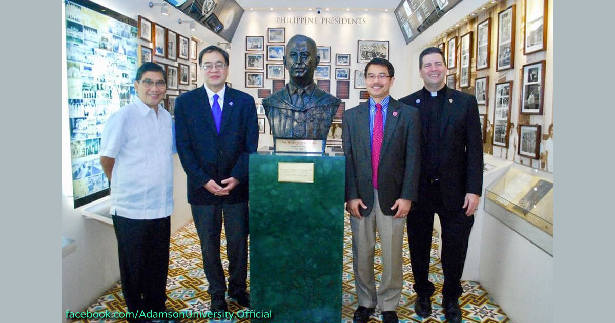 Vincentian University Presidents Meet at Adamson