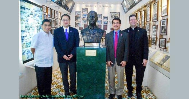 Vincentian University Presidents Meet at Adamson