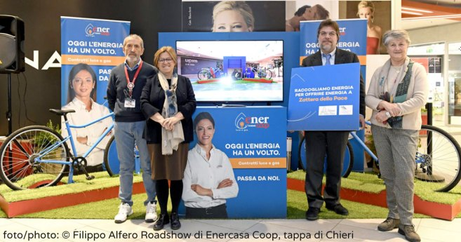 Pedaling for the Homeless: Giving Energy to Vincentian Social Housing In Chieri (Turin, Italy)