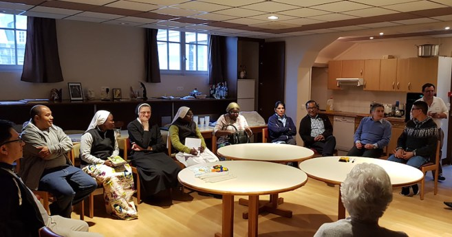 Fourth CIF Meeting of the Vincentian Family