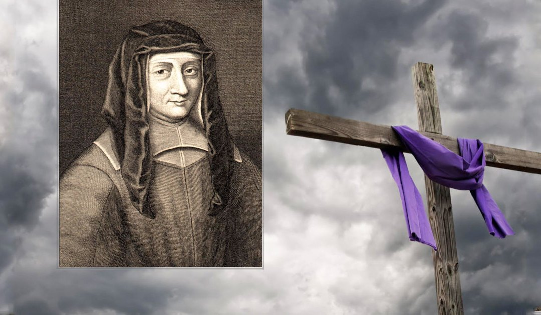 St. Louise de Marillac: Happy at the Foot of the Cross
