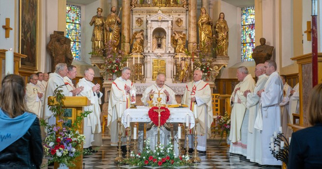 The Superior General at the Centennial Jubilee of the Province of Slovenia of the Daughters of Charity