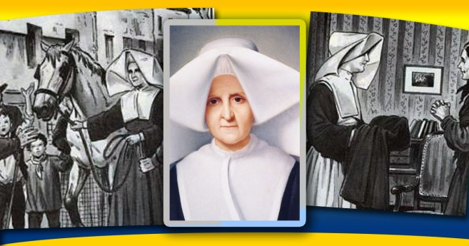 May 25, 1802: Blessed Rosalie Rendu Enters the Daughters of Charity in Paris