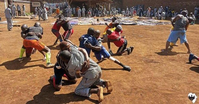 Rugby as a Peacemaker in Kenyan Prison