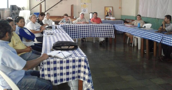 Meeting of the Vincentian Family in Nicaragua