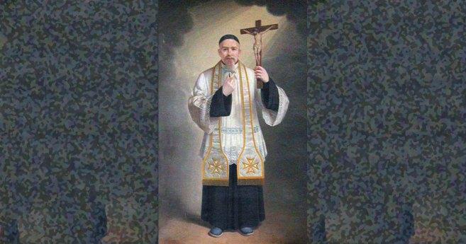 July 9: St. Francis Regis Clet