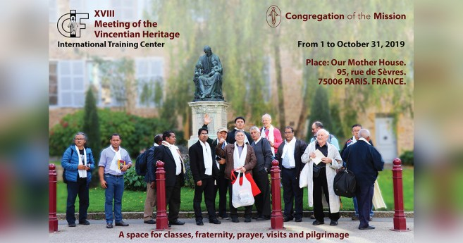 XVII CIF Meeting for Members of the Congregation of the Mission