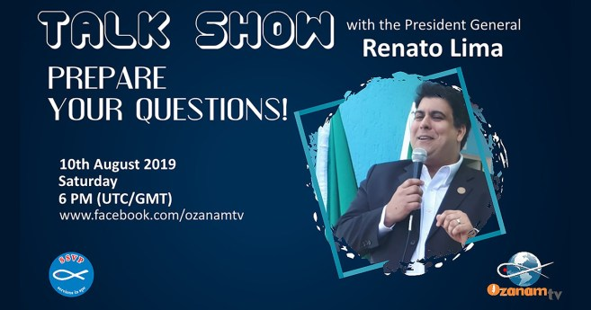 President General of SSVP Will Answer Questions on Facebook Live