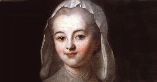 St. Vincent Called Her the First Daughter of Charity