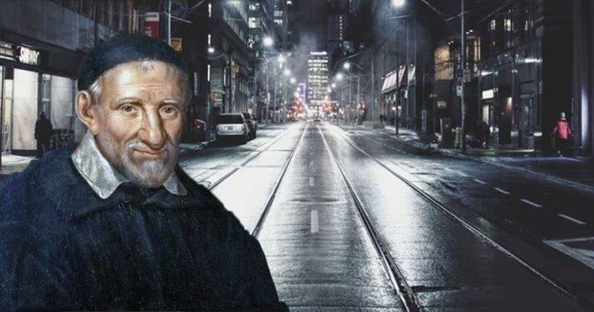 Act according to God's time, not your own, advises St. Vincent de Paul