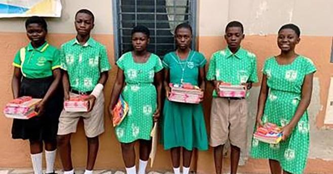 The Street Children of Kumasi, Ghana