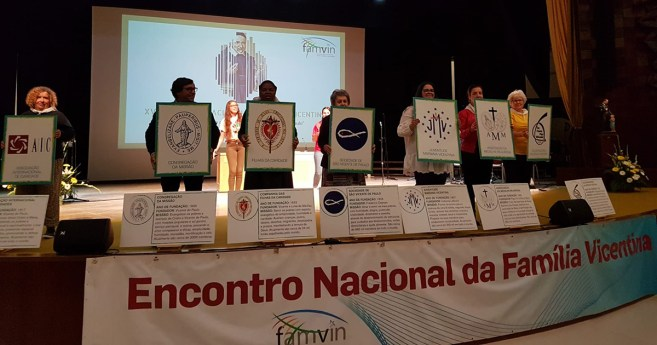 The Vincentian Family (Portugal) Gathered Together in Fatima for their XV National Meeting