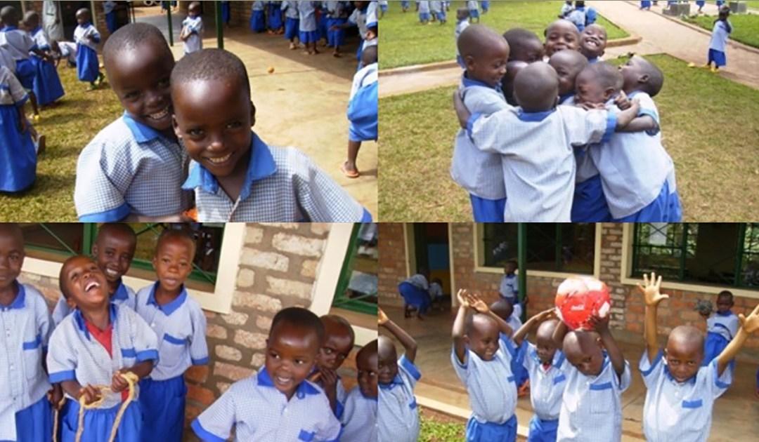 Marguerite Naseau Nursery School in Rwisabi, Burundi