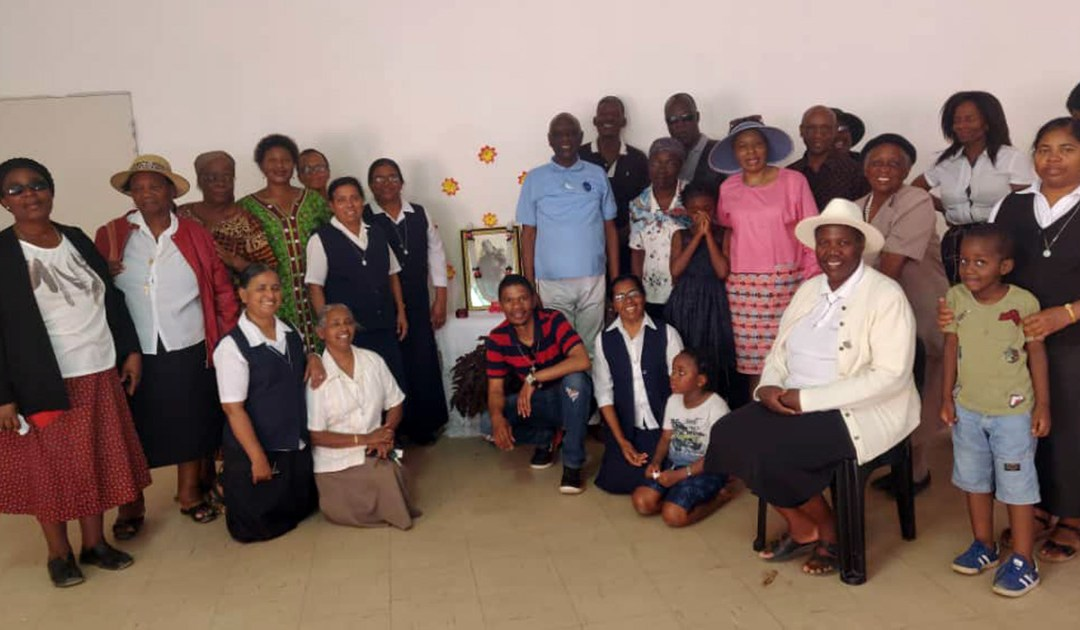 Meeting of the Vincentian Family in Botswana