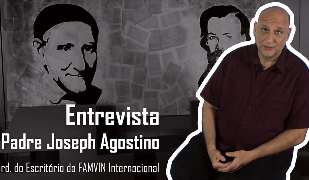 Interview with Joe Agostino, Coordinator of the Vincentian Family Office [Video]
