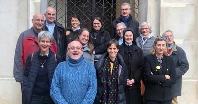 Meeting of the National Coordinating Committee of the Vincentian Family: France