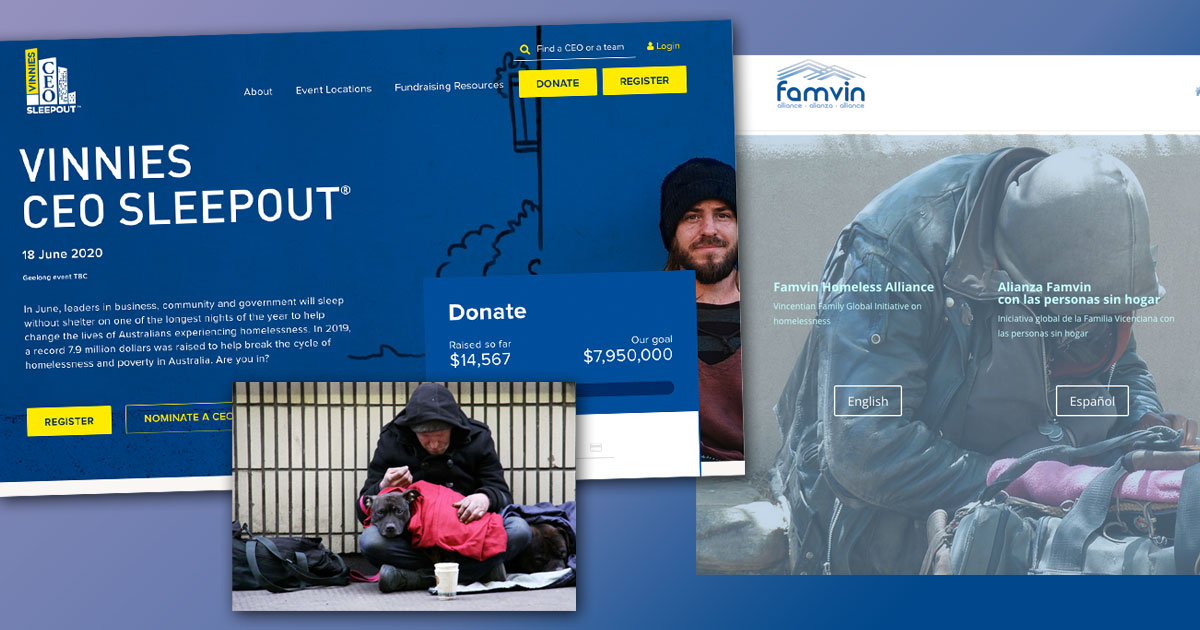 What Can One Person Do To Help the Homeless? - FAMVIN NewsEN