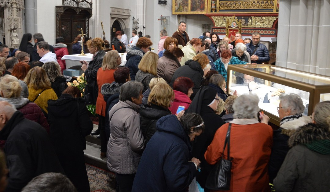 Pilgrimage of the Relics of St. Vincent: Return to Slovakia