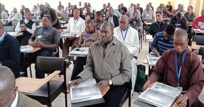 Beneficiaries of Church Management Training in Kenya Ready to Roll Out Programs Locally