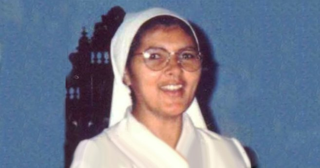 January 7: Blessed Lindalva Justo de Oliveira, D.C.