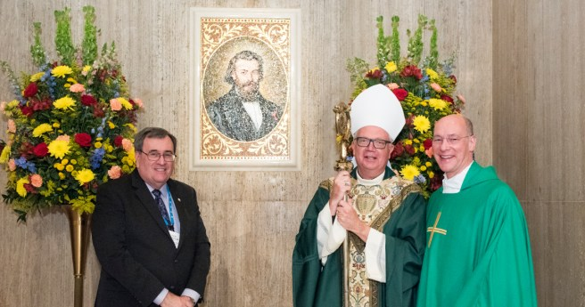 Vincentians Gather in the Nation's Capital to Celebrate Founder