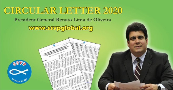 2020 Circular Letter of the President General of the Society of Saint Vincent de Paul